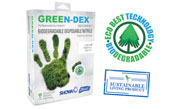 World's 1st Biodegradable Nitrile Glove Makes Its Debut At Glee 2012