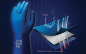 Globus Launches First Breathable and Waterproof Polyurethane Glove from Showa Best